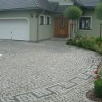 Mozaika z granitu