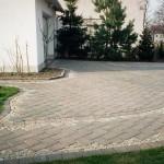 Mozaika granitowa i betonowa