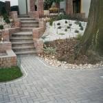 Mozaika granitowa do ogrodu