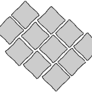 Wzór diagonalny
